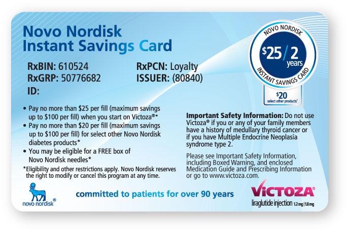 Novo nordisk coupons