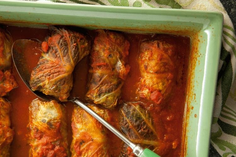 Hearty Stuffed Cabbage Recipe