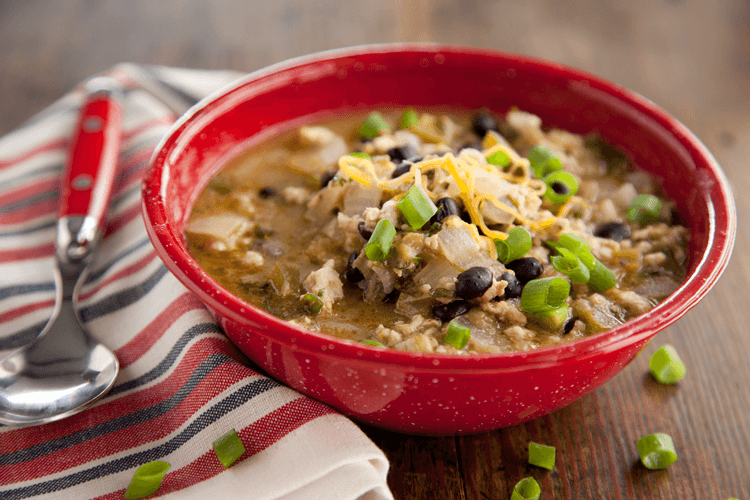 Turkey Chili Verde